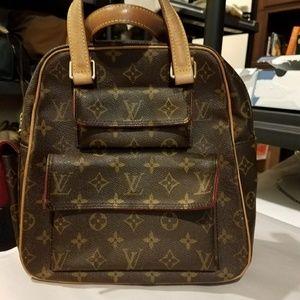 Authentic Louis Vuitton Monogram Cite Handbag